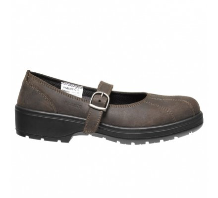CHAUSSURES DIAMAN MARRON S1 SRC